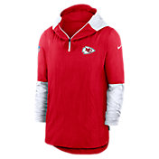 Nike Men's Kansas City Chiefs Sideline Dri-Fit Player Jacket