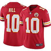 Nike Men's Kansas City Chiefs Tyreek Hill #10 Red Limited Jersey