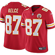 Nike Men's Kansas City Chiefs Travis Kelce #87 Home Red Limited Jersey