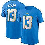 Nike Men's San Diego Chargers Keenan Allen #13 Legend Blue T-Shirt
