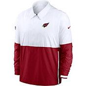 Nike Men's Arizona Cardinals Sideline Dri-Fit Coach Jacket