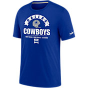 Nike Men's Dallas Cowboys Historic Royal T-Shirt