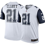 Nike Men's Color Rush Legend Jersey Dallas Cowboys Ezekiel Elliott #21