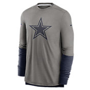 Nike Men's Dallas Cowboys Sideline Player Long Sleeve Shirt