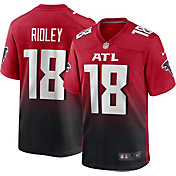 Nike Men's Atlanta Falcons Calvin Ridley #18 Alternate Game Jersey