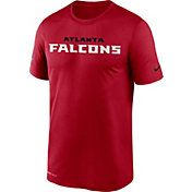 Nike Men's Atlanta Falcons Legend Performance Red T-Shirt