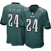 Nike Men's Philadelphia Eagles Darius Slay #24 Home Green Game Jersey