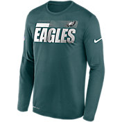 Nike Men's Philadelphia Eagles Sideline Long Sleeve T-Shirt