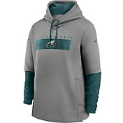 Nike Men's Philadelphia Eagles Sideline Therma-FIT Heavy Hoodie