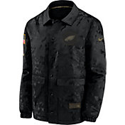 Nike Men's Salute to Service Philadelphia Eagles Black Jacket