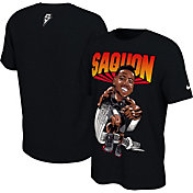Nike Men's Saquon Barkley Black T-Shirt