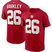 Nike Men's New York Giants Saquon Barkley #26 Legend Red T-Shirt