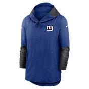 Nike Men's New York Giants Sideline Dri-Fit Player Jacket