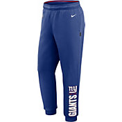 Nike Men's New York Giants Sideline Therma-FIT Performance Royal Pants
