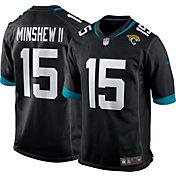 Nike Men's Jacksonville Jaguars Gardner Minshew #15 Black Game Jersey
