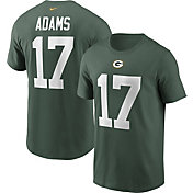Nike Men's Green Bay Packers Legend Davante Adams #17 Green T-Shirt