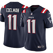 Nike Men's New England Patriots Julian Edelman #11 Navy Limited Jersey