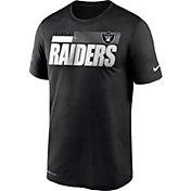 Nike Men's Las Vegas Raiders Legend Performance T-Shirt