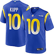 Nike Men's Los Angeles Rams Cooper Kupp #10 Home Game Jersey