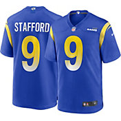 Nike Men's Los Angeles Rams Matthew Stafford #9 Royal Game Jersey