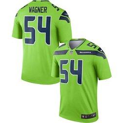 Nike Men's Seattle Seahawks Bobby Wagner #54 Turbo Green Legend ...