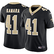 Nike Men's New Orleans Saints Alvin Kamara #41 Black Limited Jersey