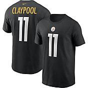 Nike Men's Pittsburgh Steelers Chase Claypool #11 Legend Black T-Shirt