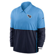 Nike Men's Tennessee Titans Sideline Dri-Fit Coach Jacket