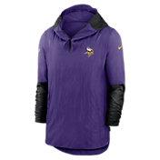 Nike Men's Minnesota Vikings Sideline Dri-Fit Player Jacket