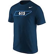 Nike Men's 615 Area Code Blue T-Shirt