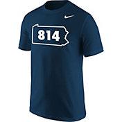 Nike 814 Area Code T-Shirt