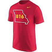 Nike 816 Area Code T-Shirt