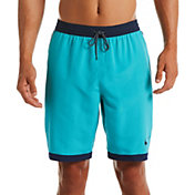 Nike Men's Funfetti Racer Volley Swim Trunks