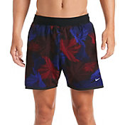 Nike Men's Global Camo Blade Volley Swim Trunks