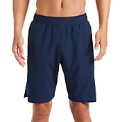 Nike Men's Geo Emboss Blade Volley Swim Trunks