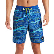 Nike Men's Just Do It Camo Diverge Volley Swim Trunks