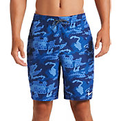 Nike Men's American Camo Lap Volley Swim Trunks