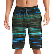 Nike Men's Sky Stripe Vital Volley Swim trunks