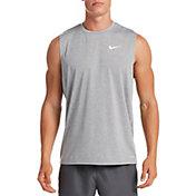 Nike Men's Essential Sleeveless Rash Guard