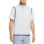 Nike Men's Therma Victory ½ Zip Golf Vest