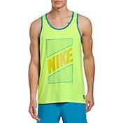 Nike Swim Men's Grid Tank Top