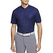Nike Men's Tiger Woods Dri-FIT Chest Stripe Golf Polo