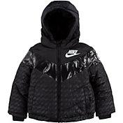 Nike Little Boys' Heavy Color Block Full-Zip Puffer Jacket