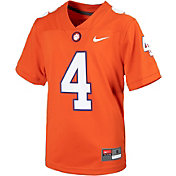 Nike Youth Clemson Tigers Orange Replica Football Jersey