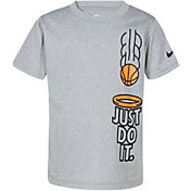 Nike Toddler Boys' Just Do It Basketball Dri-FIT T-Shirt