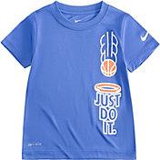 Nike Toddler Boys' Just Do It Basketball Dri-FIT T-Shirt