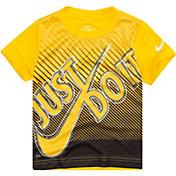 Nike Toddler Boys' Just Do It Swoosh Dri-FIT T-Shirt