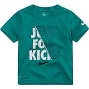 Nike Toddler Boys' Just for Kicks Dri-FIT T-Shirt