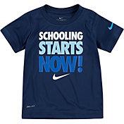 Nike Toddler Boys' Schooling Starts Now T-Shirt