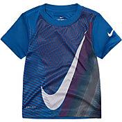Nike Toddler Boys' Swoosh Dot Dri-FIT T-Shirt